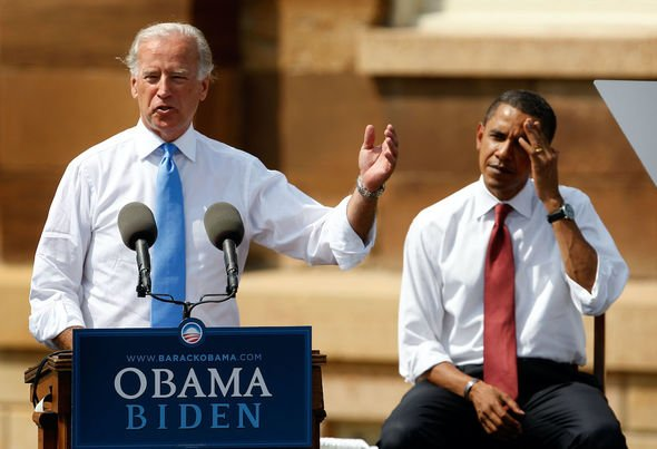 US elections: Obama later picked Biden as his running mate for the 2008 election