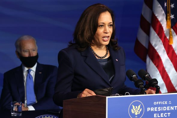 Politics: Many have pitted Harris as the Democrat's 2024 Presidential nominee
