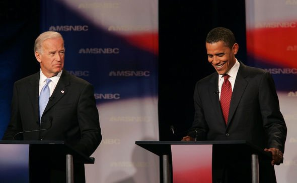 Barack Obama: Biden and Obama ran against each other in the 2008 Democratic nomination