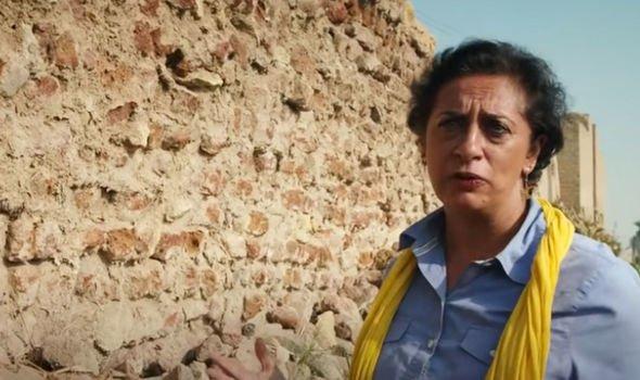Salima Ikram identified a modern dam
