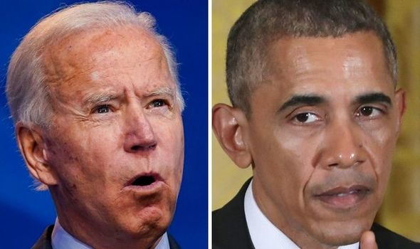 Joe Biden: The President apologised for his remarks about Barack Obama in 2007