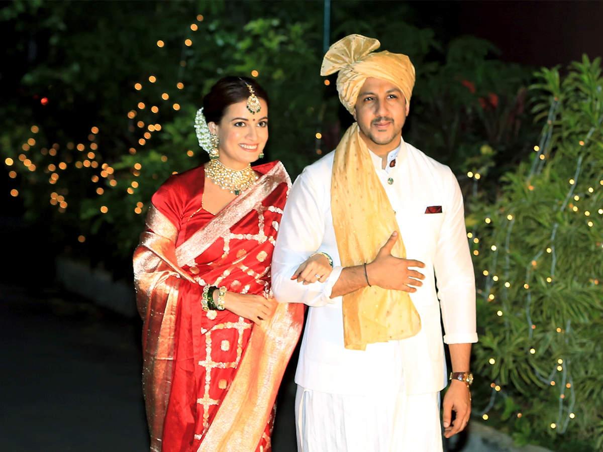 Image result for diya and vaibhav rekhi