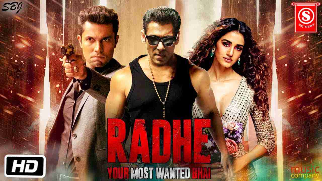 Image result for फिल्म- राधे' poster