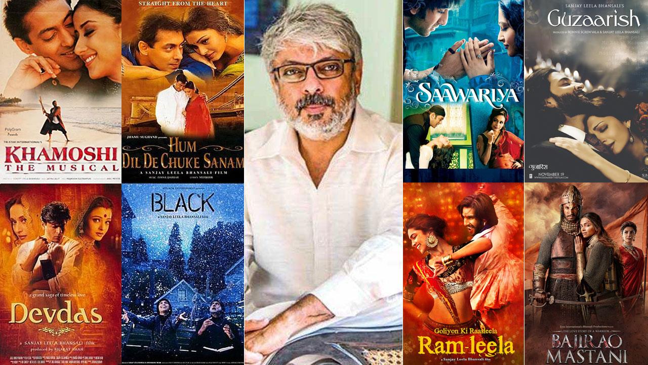 The Exquisite Tapestry Of Sanjay Leela Bhansali's Cinema | IWMBuzz
