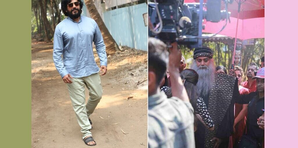 The shooting of the film Secrets of Love is completed, Ravikishan is playing Osho's character - Bollywood Couch