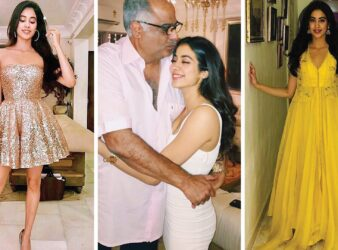 Pictures: Jahnvi Kapoor's Mumbai, Lokhandwala House   VOGUE India   Vogue India