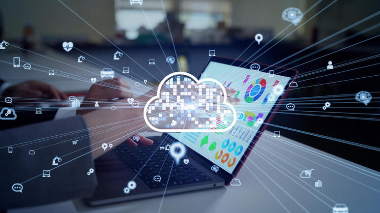 cloud and analytics