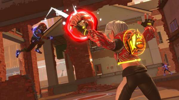 Dodgeball gets futuristic twist in new video game 'Knockout City' available in May