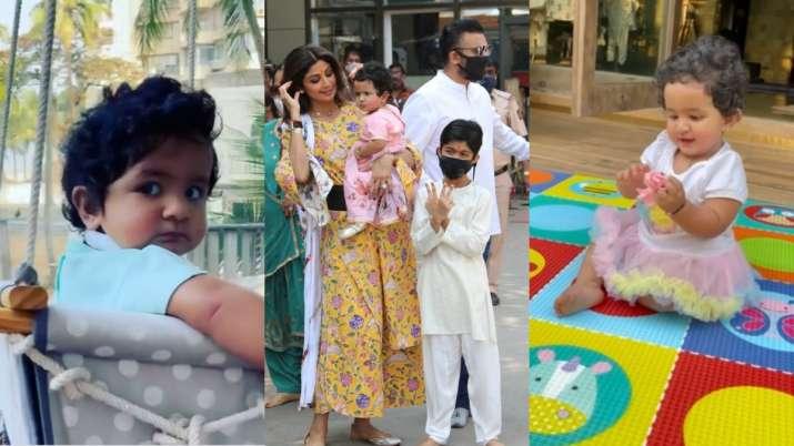 How Shilpa Shetty, Raj Kundra are celebrating daughter Samisha's first birthday | PICS, VIDEOS
