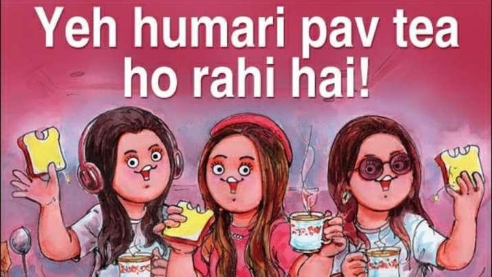 'Pav tea': Amul jumps on meme bandwagon, gives new twist to 'Pawri Hori Hai'