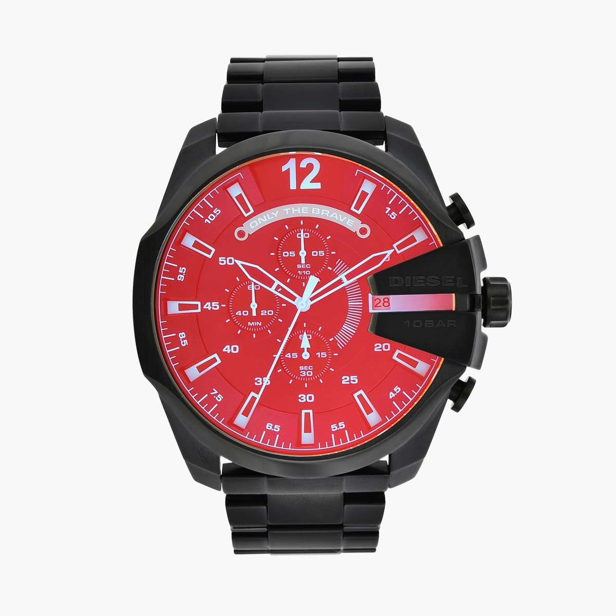DIESEL Mega Men Chronograph Watch- DZ4318