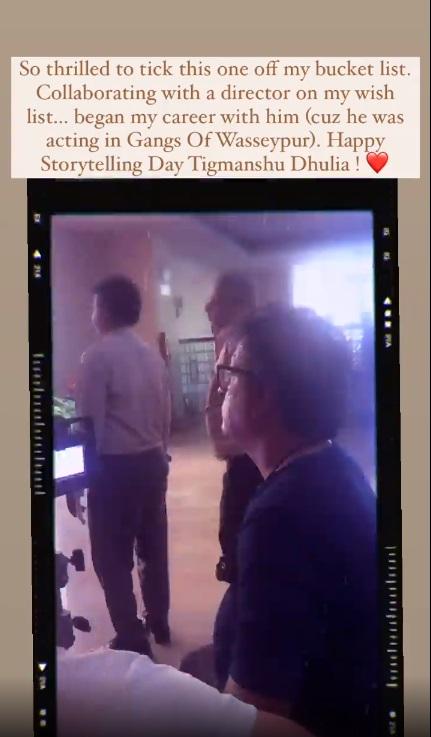 India Tv - Richa Chadha collaborates with Tigmanshu Dhulia for series Six Suspects