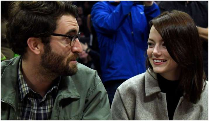 Emma Stone, Dave McCary welcome first child
