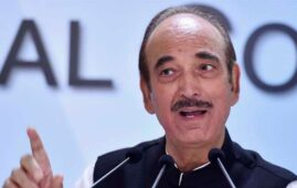 'Appreciate he doesn't hide his true self': Ghulam Nabi Azad showers praise on PM Modi