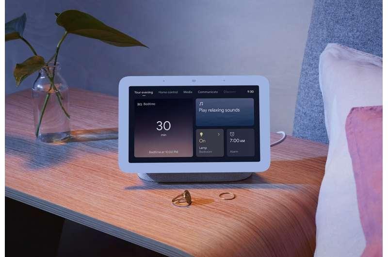 Google gets into sleep surveillance with new Nest Hub screen