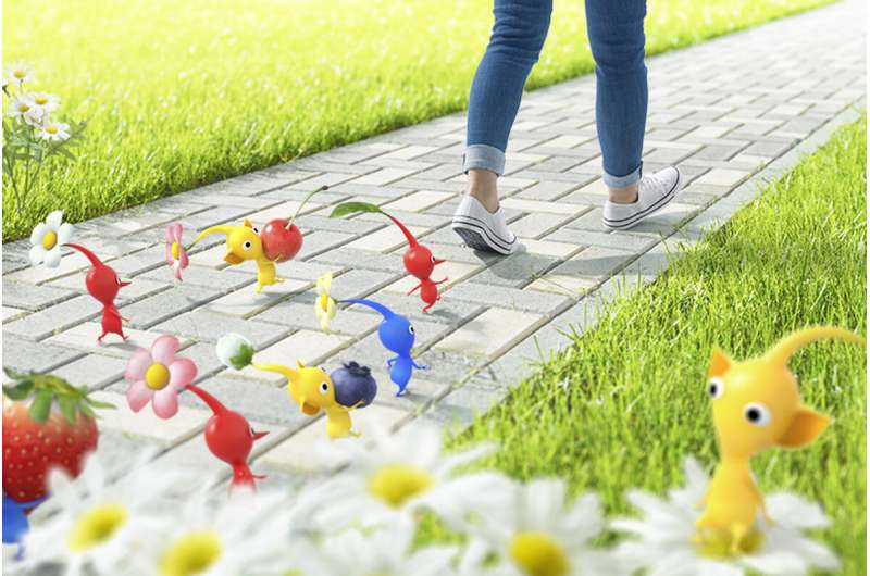 Nintendo's colorful 'Pikmin' video game will be inspiration for 'Pokémon Go' maker's next augmented reality release