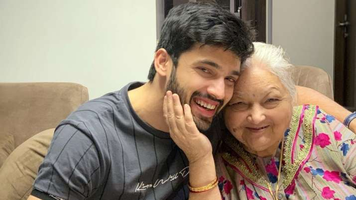 Parth Samthaan's grandmother passes away, actor shares emotional post calling her 'cutest doll in fa