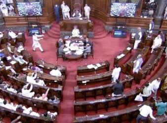 Rajya sabha passes GNCTD bill, LG Delhi govt powers, opposition walkout parliament