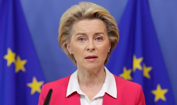 Ursula von der Leyen, some in Germany claim, is responsible for the vaccine fiasco