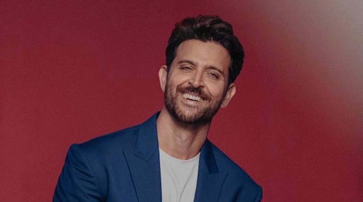 Hrithik Roshan: It was difficult for me to laugh on screen | Entertainment News,The Indian Express