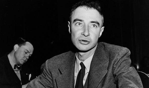 Oppenheimer was the wartime head of the Los Alamos Laboratory