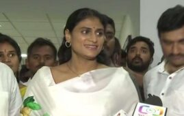 Andhra CM Jagan Mohan Reddy's sister YS Sharmila likely to float new political party today