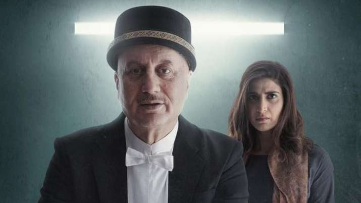 Anupam Kher shares first look of short film Happy Birthday; says 'enjoy working with young talent'