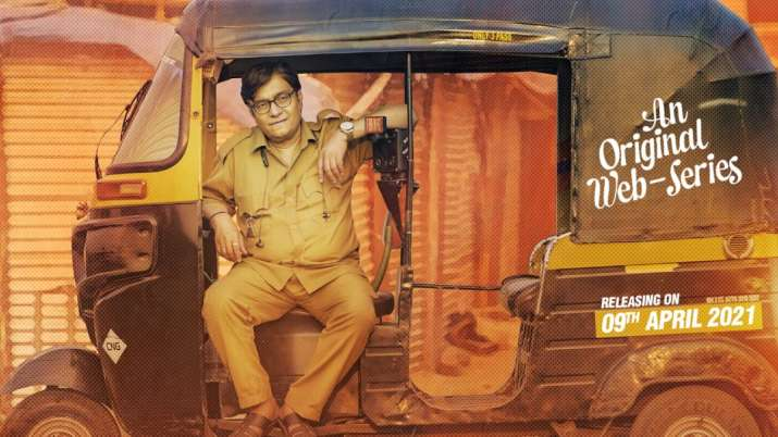 Music director Palaash Muchhal Turns Director with  webseries Rikshaw