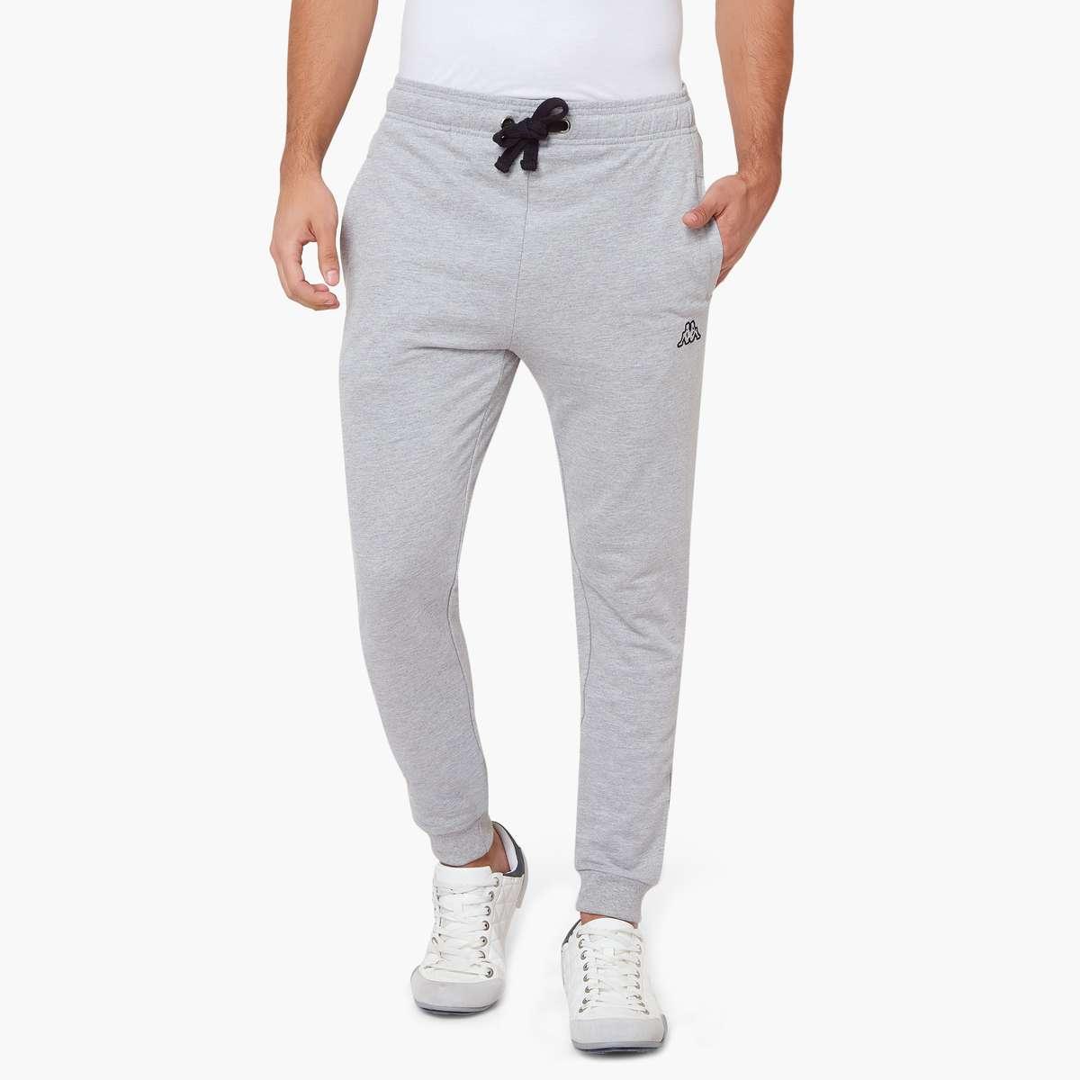 2.KAPPA Pocketed Jogger Trackpants