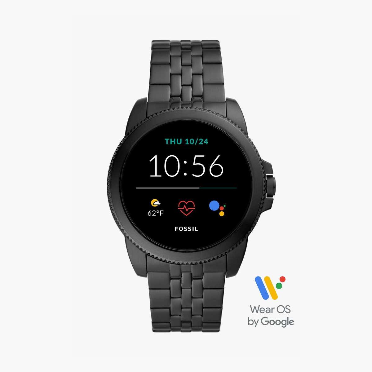 4.FOSSIL Gen 5E Men's Smartwatch - FTW4056