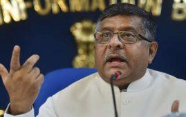 'No limits to pathological hatred against PM': Ravi Shankar