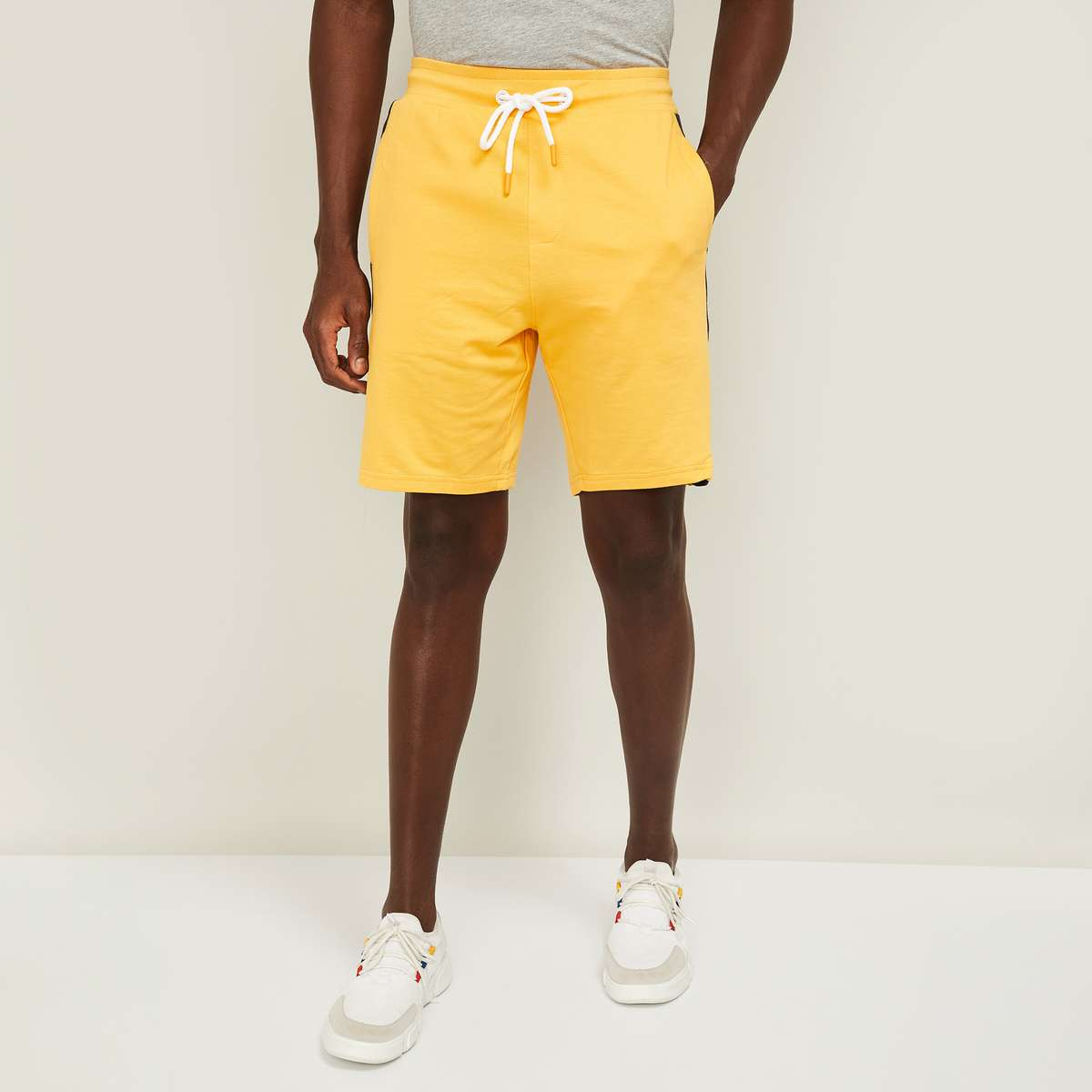 4.UCLA Men Printed Casual Shorts