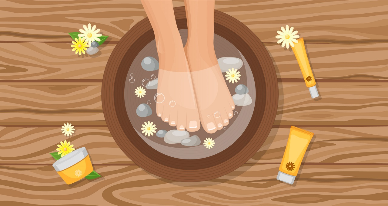 Benefits of Soaking Your Feet in Warm Water