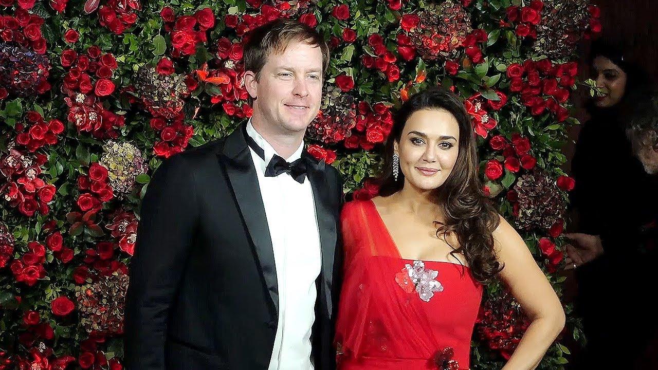 प्रीति जिंटा के पति जीन गुडइनफ का आज जन्मदिन है और इस खास मौके पर एक्ट्रेस ने रोमांटिक तस्वीरें शेयर कर पति को जन्मदिन की बधाइयां दी हैं ...