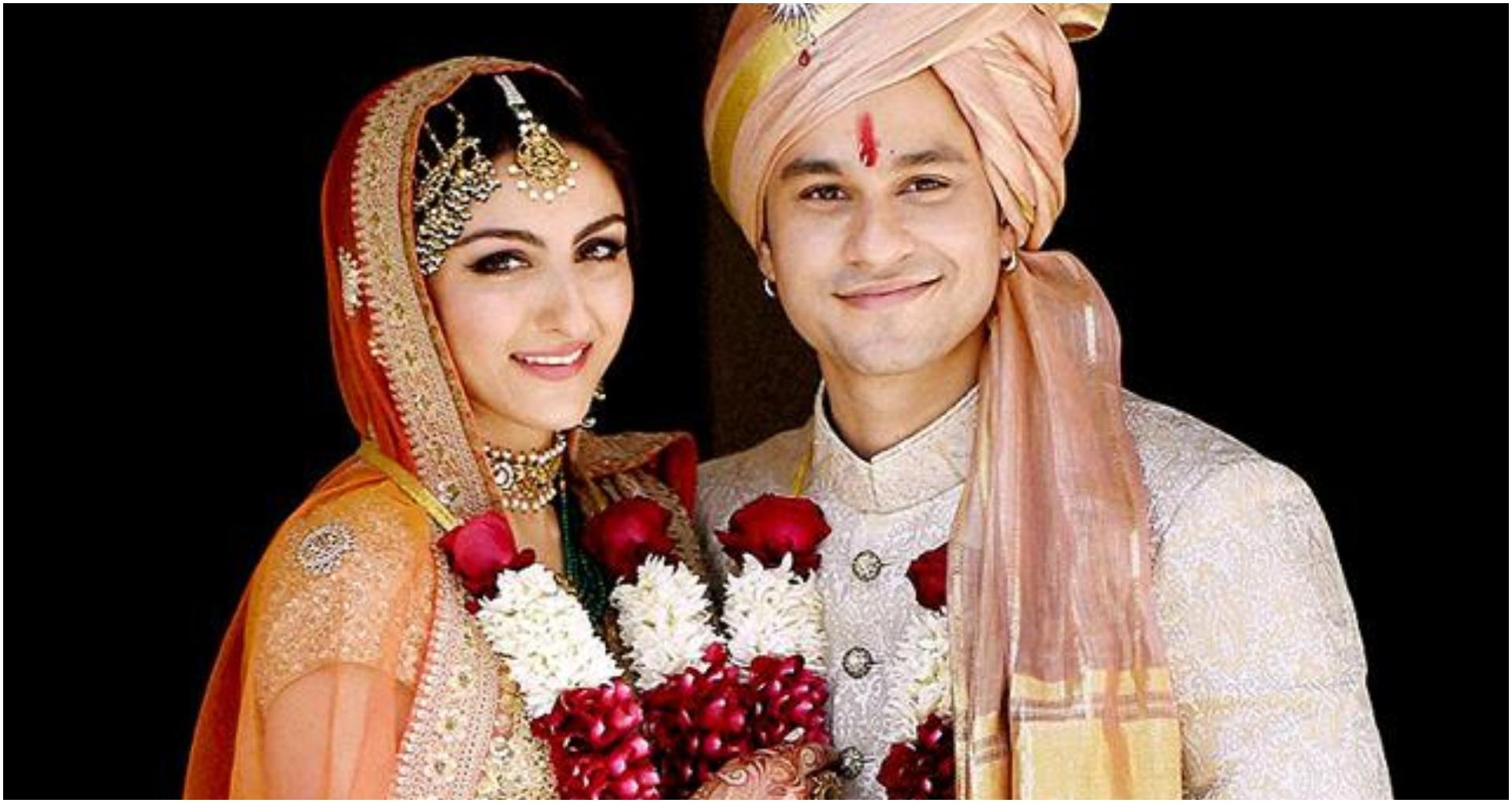 Soha Ali Khan And Kunal Kemmu Celebrate Fifth Anniversary Shares Adorable Wedding Video - Soha and Kunal Wedding Video: सोहा और कुणाल ने शेयर किया मेहंदी से शादी तक का सफर अपने