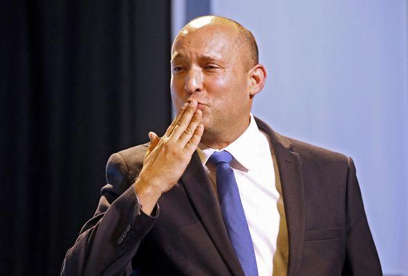 Nationalist Naftali Bennett
