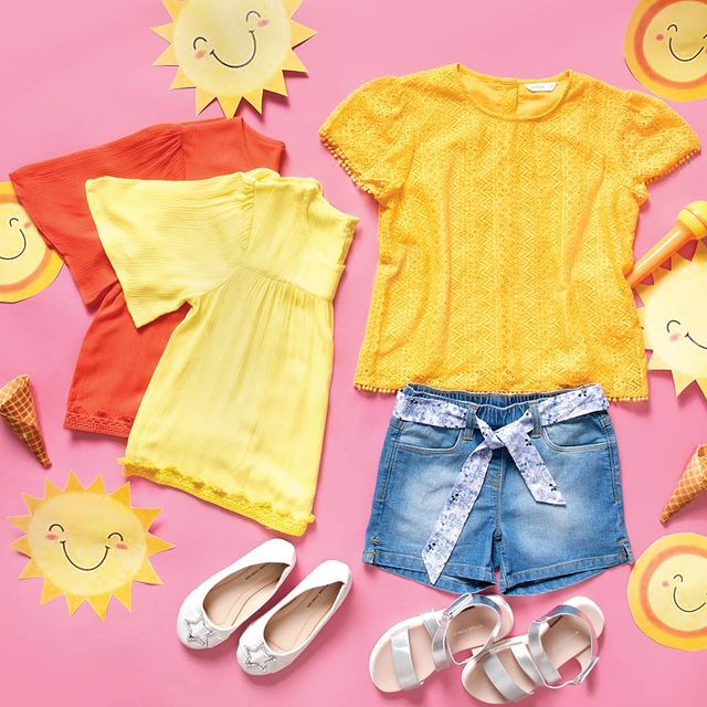 comfortable and stylish tops for kids