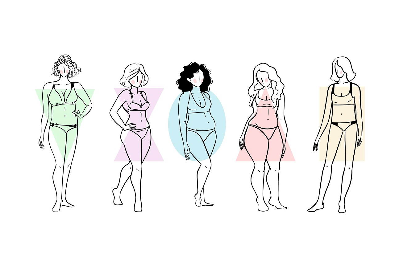 1. Dress for your body type