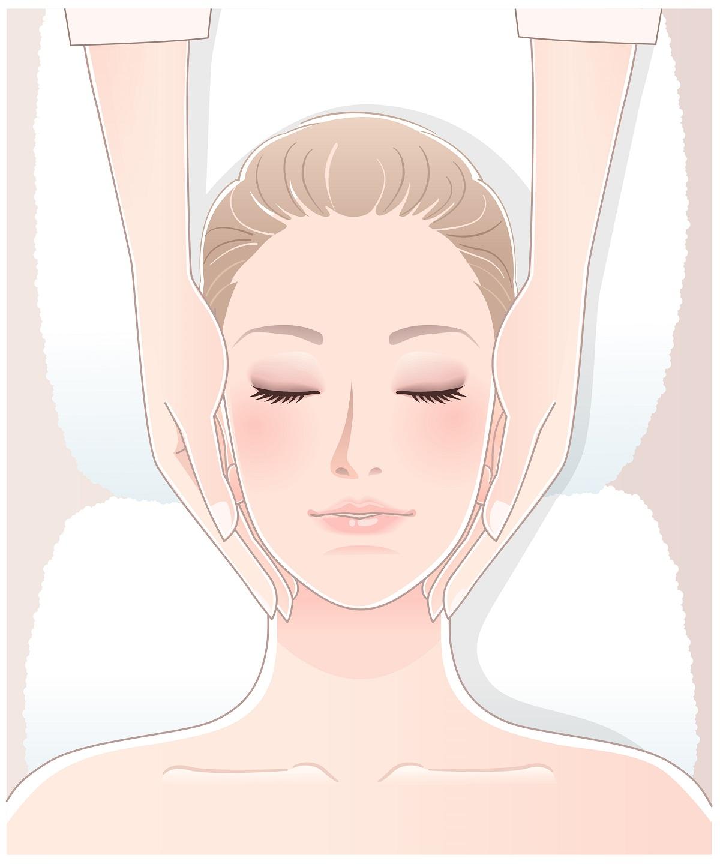 6. Massage your scalp