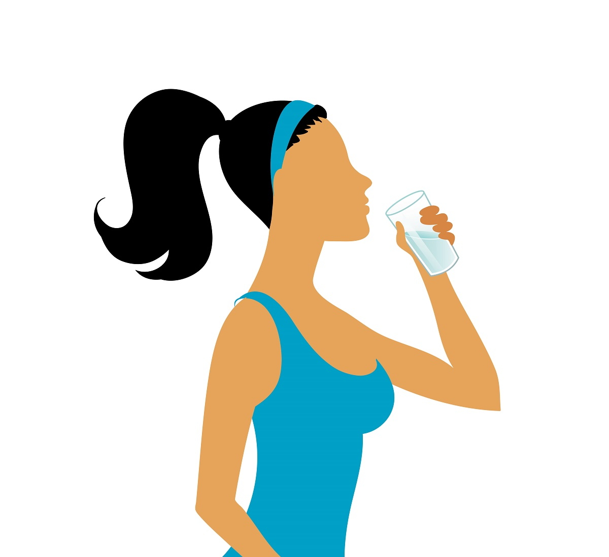 10. Stay hydrated