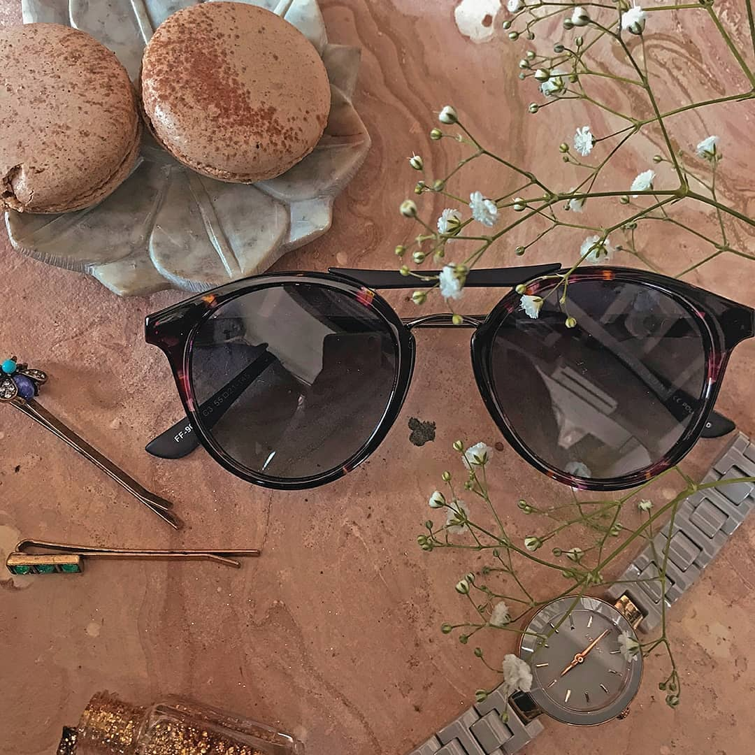 3.edgy sunglasses from Femina Flaunt
