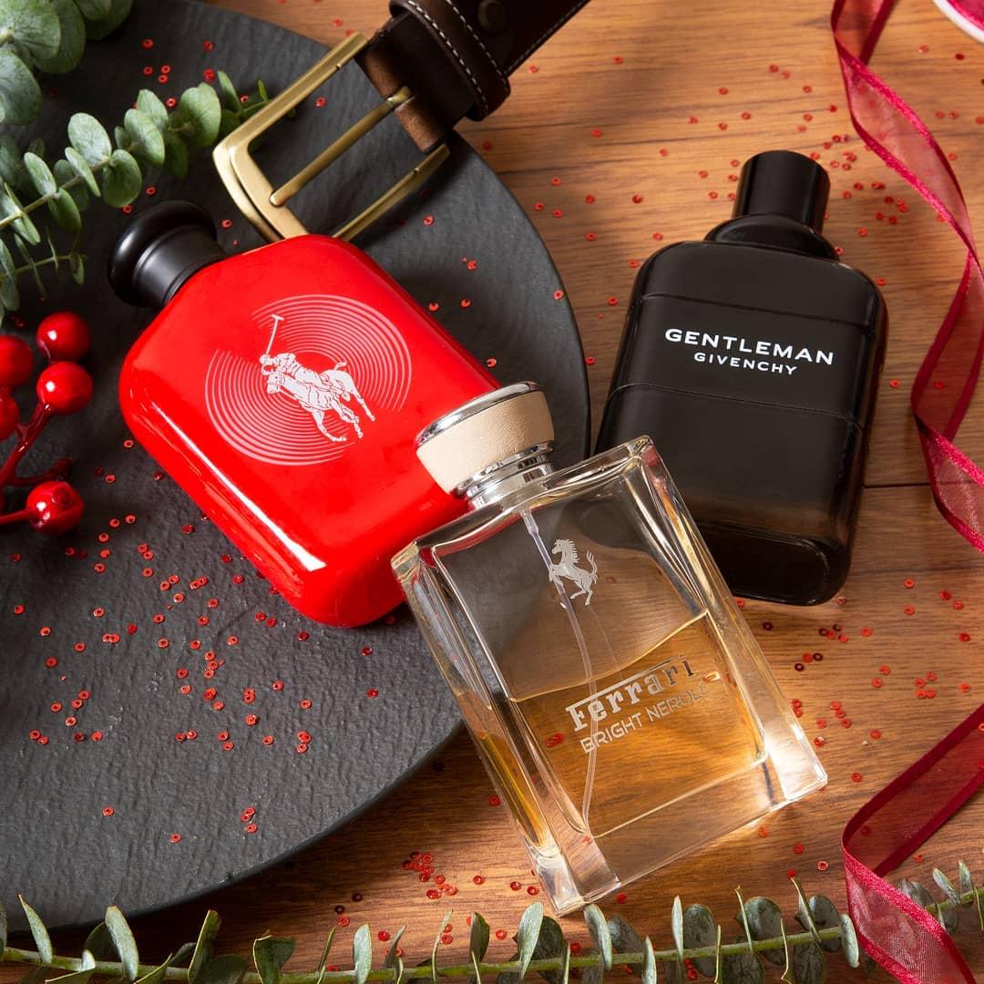 4.gentleman's fragrance