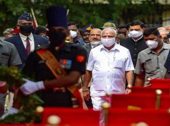 yediyurappa,karnataka chief minister bs yediyurappa,yediyurappa resignation, who will karnataka new