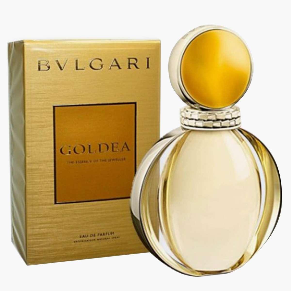 1.BVLGARI Goldea Eau De parfum