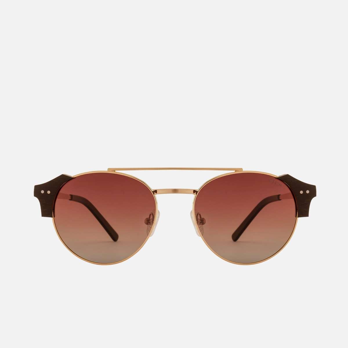 1.KOSCH ELEMENTE Women UV-Protected Oval Sunglasses- 1003-C2