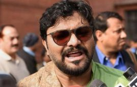 Only time will tell what I do next: Babul Supriyo after