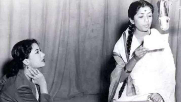 Lata Mangeshkar, Meena Kumari