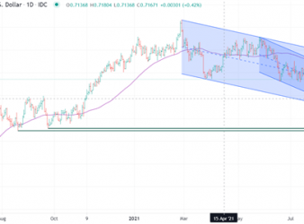 NZD/USD Rallied With Risk Assets, But Will The Fed Symposium Mark a Sentiment Turn?