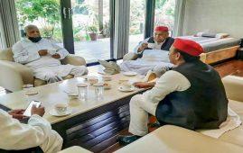 lalu prasad yadav, mulayam singh yadav, lalu mulayam meeting, akhilesh yadav, rjd, samajwadi party,