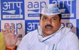 UP polls, Uttar pradesh assembly polls, UP assembly election, UP no alliance, AAP sanjay singh